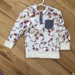 Oshkosh Genuine kids 2T long sleeve shirt